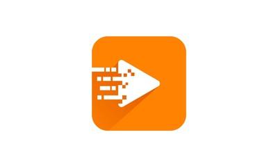 Digital Video Logo Icon