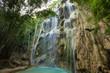 A beautiful waterfall  in Cebu, Philippines. - 80162656