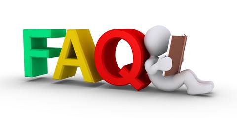 Providing answers to FAQ