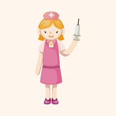 nurse theme elements