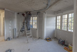chantier travaux dans bâtiment - 80167849