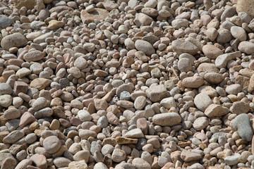 Pebble Stone background.