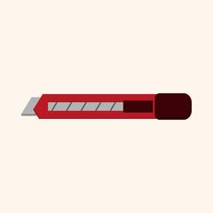 utility knife theme elements