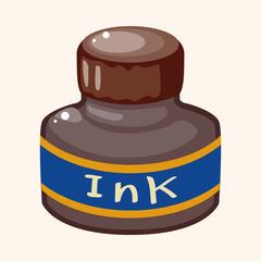 ink theme elements