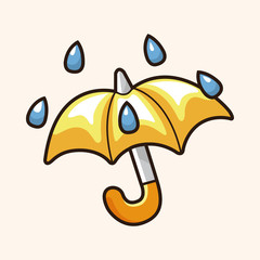 Umbrella theme elements