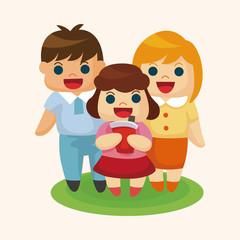 family theme elements