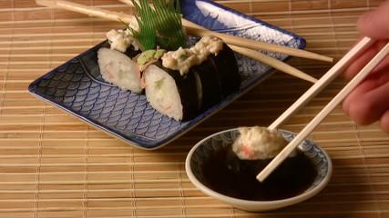 Nori Sushi Dish