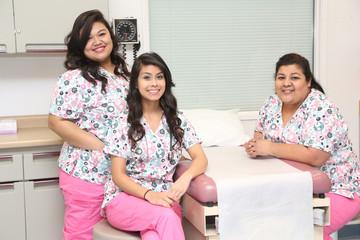Medical Assistant, Nurse, Group Photo