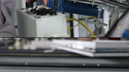 manufacture of plastic windows - multiscreen