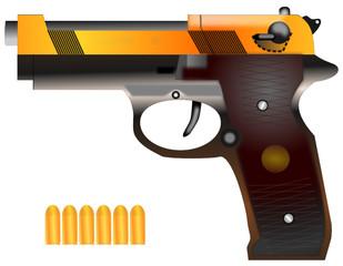 pistola personalizzata