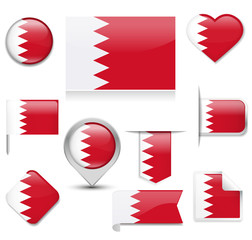 Bahrain Flag Collection