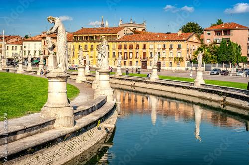In de dag Fontaine Prato della Valle