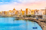 Trapani panoramic view, Sicily, Italy - 80185205