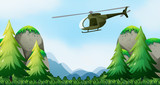 Copter poster