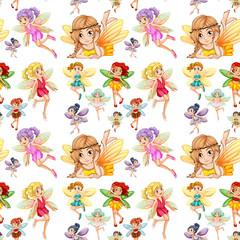 Seamless fairies