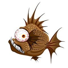 Psycho Fish Piranha