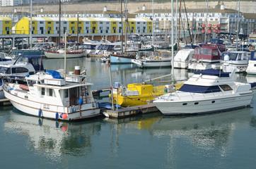 Brighton Marina Boats