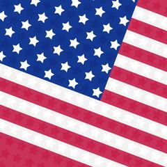 USA (United State) stars