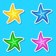 Starfish labels