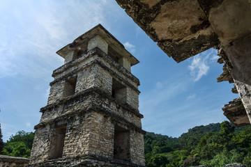 Palenque Palast