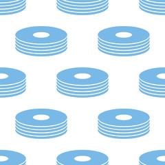Drives seamless pattern