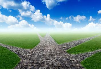 Choosing of right way