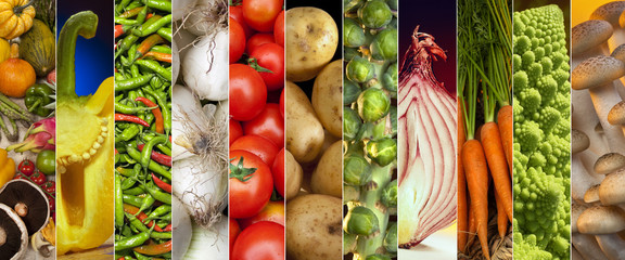 Food - Fresh Vegetables