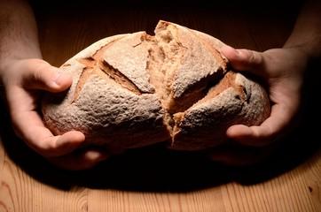 Brot teilen