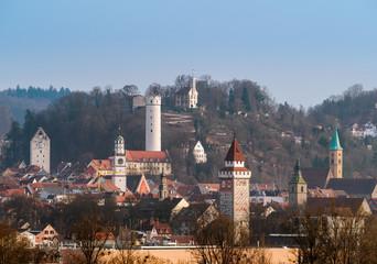 Ravensburg- Stadt der Türme und Tore