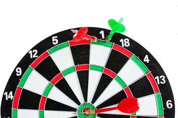 Dart go to target