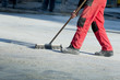 Cleaning construction site - 80204849
