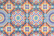 Morocco pattern