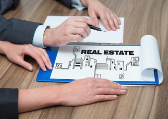 analyze real estate