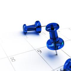Schedule, Setting a date