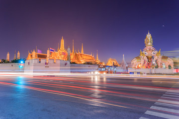 Grand Palace or Temple of the Emerald Buddha