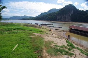 Fleuve Mekong au Laos