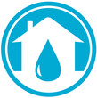 drop on home icon - 80208618