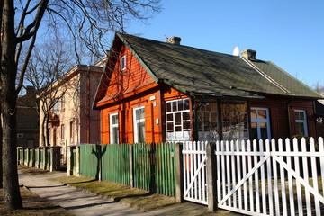 Zverynas city dictrict,Vilnius