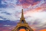 Eiffel Tower, Paris, France. Top Europe Destination - 80210008