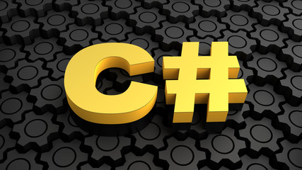 C# - C sharp programming language