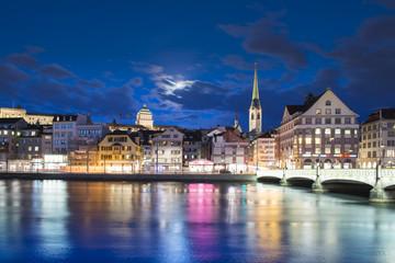 Zurich capital of Switzerland