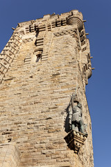 Monument, Wallace Monument, Scotland, Stirling, Memories, Vertic