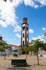 Cathedral church of Santa Cruz de Tenerife,  Spain