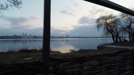 Evening Dnieper