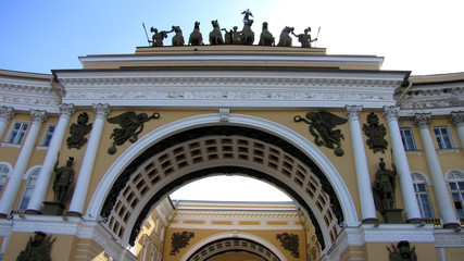 Здание Главного штаба (Санкт-Петербург)