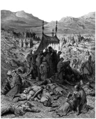 Dead Crusaders : after the Battle - Middle-Ages