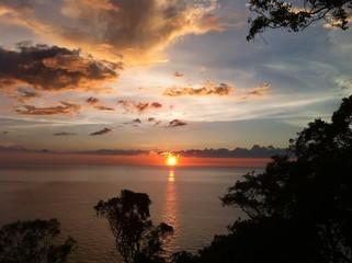 Koh Chang - Sonnenuntergang