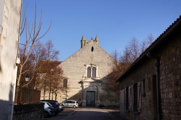 église Saint Jean Montierneuf à Poitiers