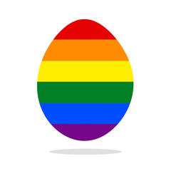 huevo de pascua gays y lesbianas