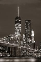 Manhattan at night © rabbit75_fot